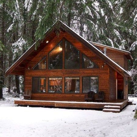 60 Small Mountain Cabin Plans With Loft Fresh 70 Fantastic Small Log Cabin Homes Design Ideas Cabin Plans With Loft Small Log Cabin Log Cabin Homes