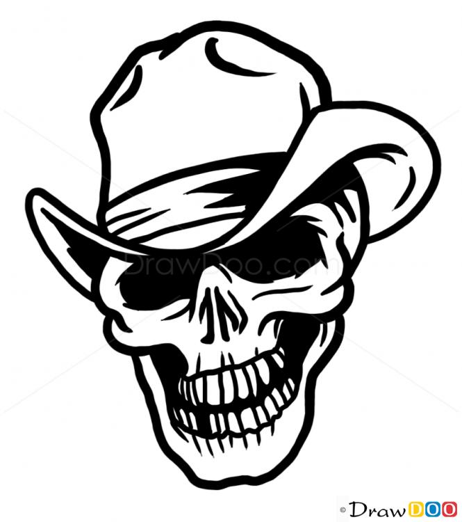 Sugar Skull Tattoo Designs How To Draw Tattoo Skulls Skulls