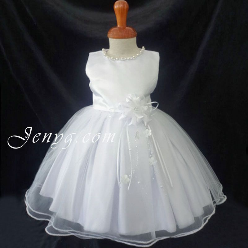 beb385cd87c8b NL9 Bebe Fille Robe Dress DE Mariage Ceremonie 0 3 6 9 12 18 24 Mois 2 3  ANS