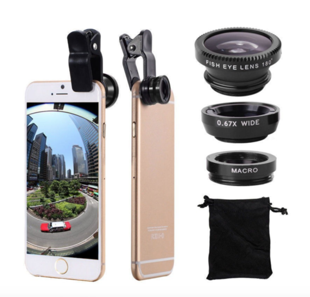 11 Cheap And Free Ways To Easily Upgrade Your Phone Iphone Camera Lens Phone Lens Phone Camera Lens