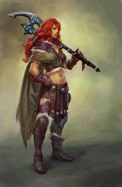 Confraria de Arton: Imagens para inspirar - Bárbaros I ...