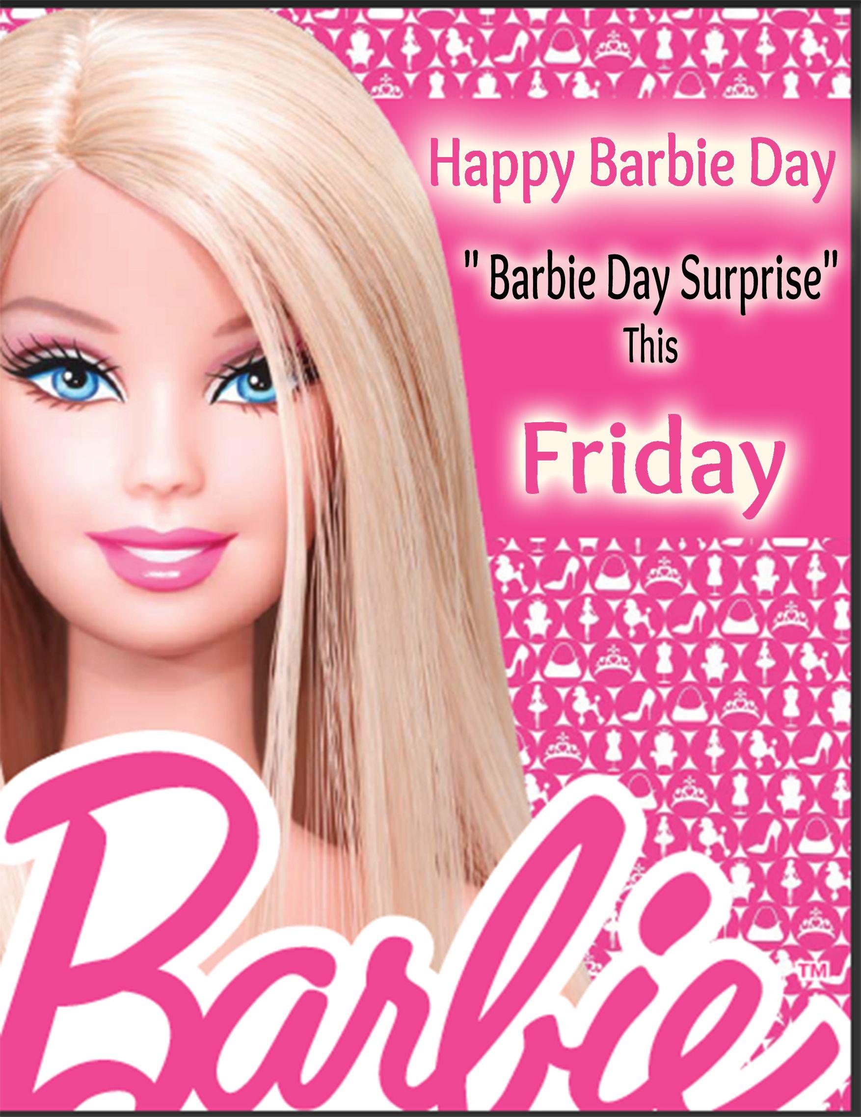 Happy Barbie Day from Toy World ) Barbie Toy_World