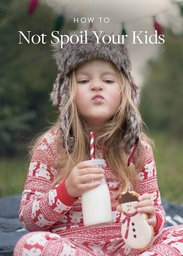 How to Not Spoil Your Kids This Holiday Season. Eight ideas for keeping your kids' priorities in check and raising them to be the compassionate, hardworking little angels you know they really are.