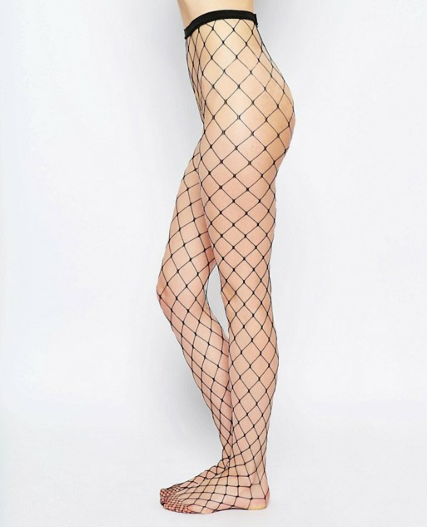 5e444f836a7ee High waisted Fish Net Pantyhose. High waisted Fish Net Pantyhose Fishnet  Stockings, Oversized Fishnet Tights ...