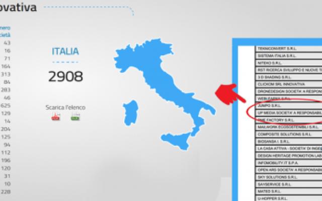 Up Media Srl una start up innovativa a Taranto #startup #webmarketing #pubblicità #taranto