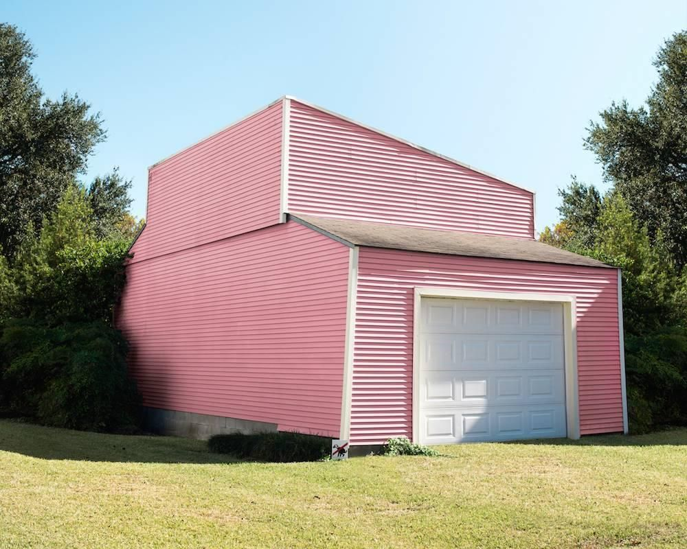 Pink Garage, LA, 2014   Chris rodriguez, Colour photography and ...