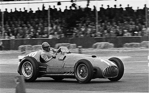 José Froilán Gonzalez - 1951 Ferrari