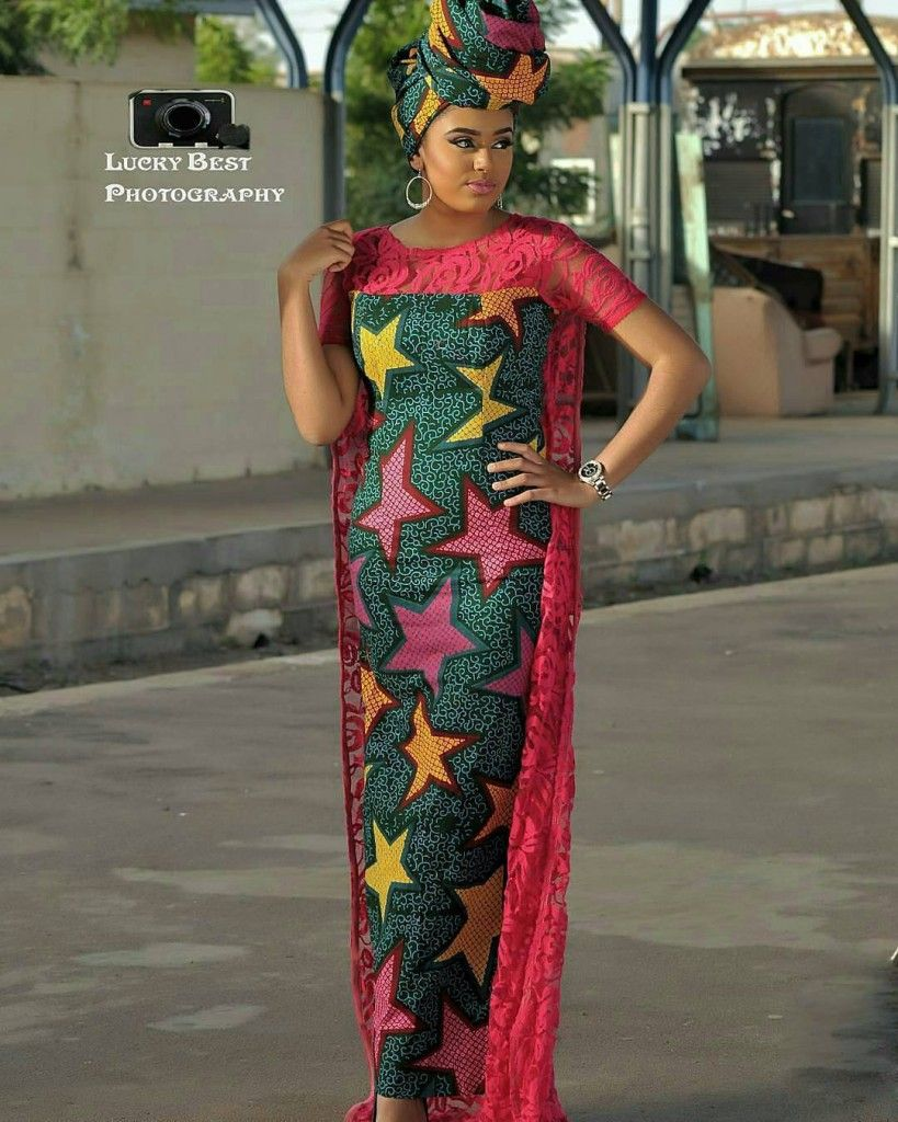 Casual dresses to wear to a wedding  Whenever there is a need to rock the beautiful Ankara fabric