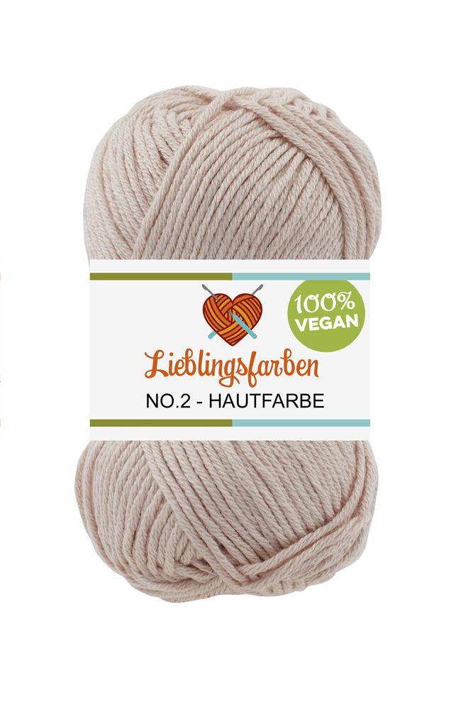 Lieblingsfarben No2 Lieblingswolle In 30 Farben Hautfarbe Vegane
