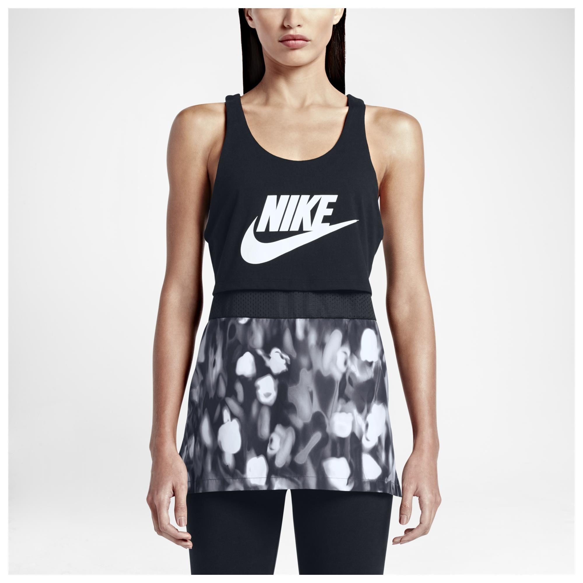 Camiseta Regata Nike AOP Graphic Feminina   Nike