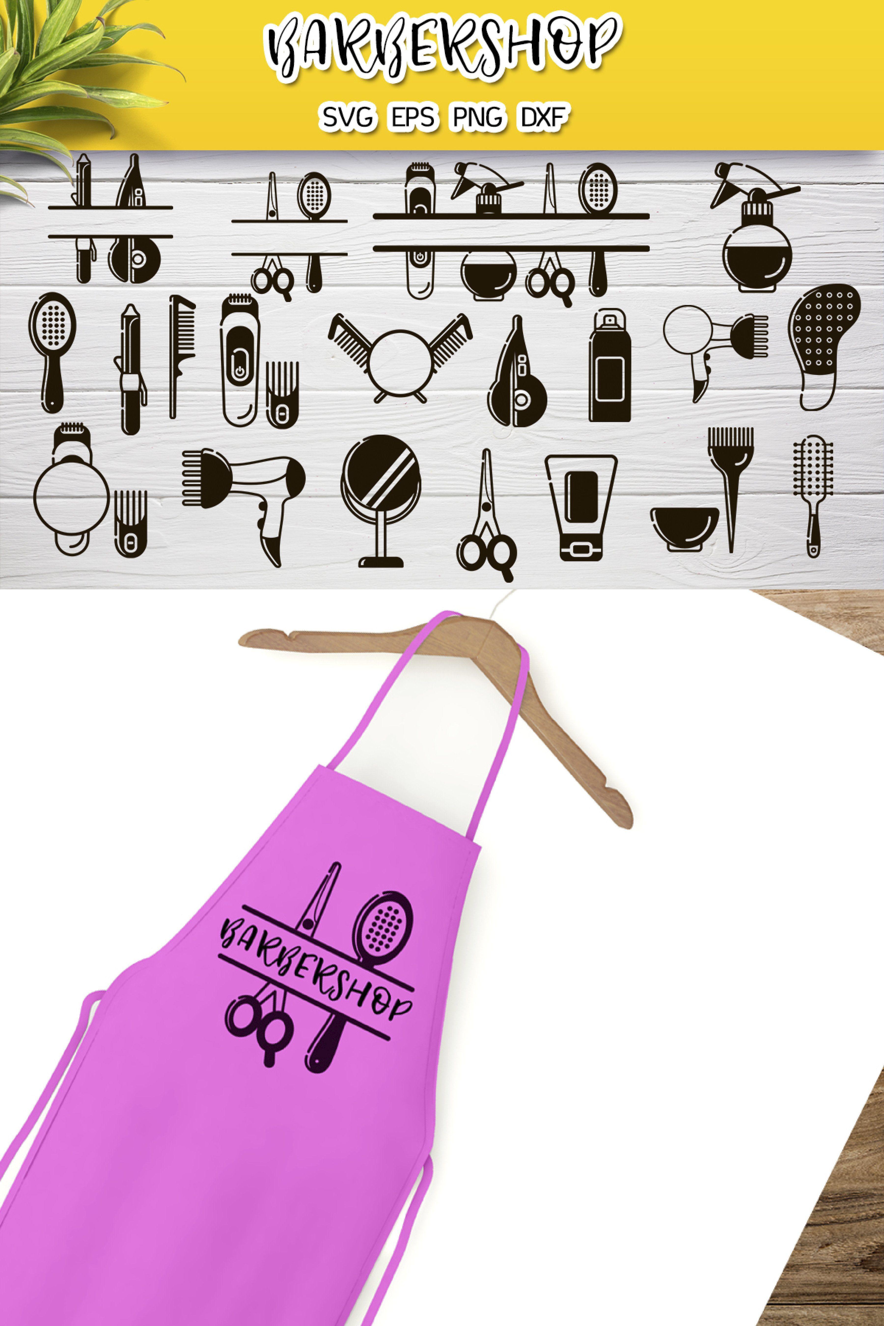 Download Hairdresser Silhouettes Monogram Svg Bundle 1035253 Illustrations Design Bundles In 2020 Silhouette Monogram Monogram Svg Design Bundles