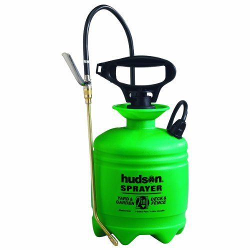 Hudson 66192 Yard Garden 2 Gallon Sprayer 2 In 1 By Hudson 26 86 Brass Cone Nozzle For Gardens Dual Fan Poly Pic A Pattern F Sprayers Pest Control Gallon