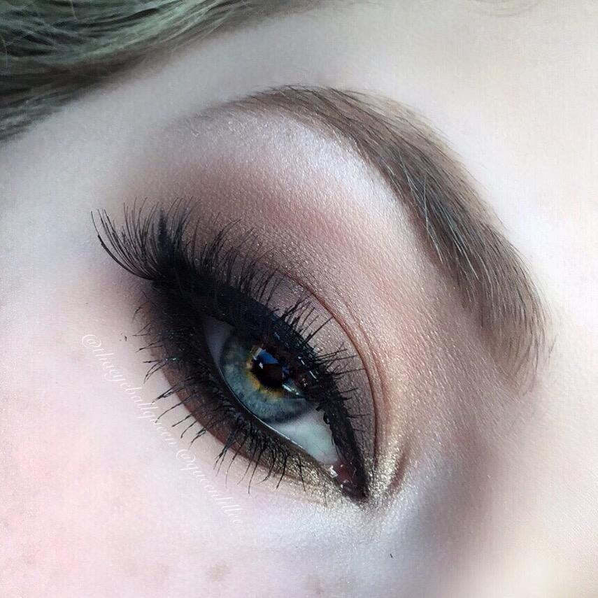 Smokey daytime eyes on the #Sephora Beauty Board
