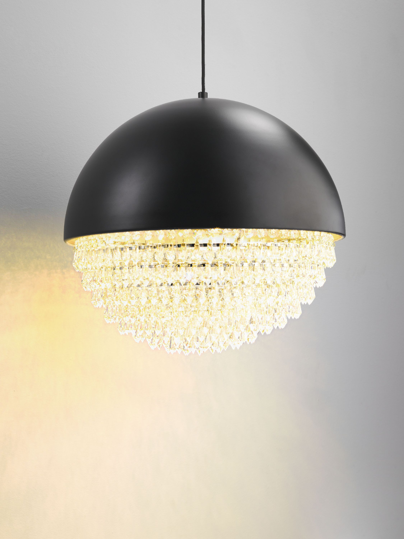Pendelleuchte Mondo Dh 50x260 Cm Pendelleuchte Lampen Und Leuchten Schwarzes Metall