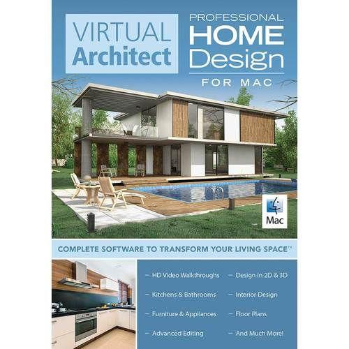 Avanquest Virtual Architect Professional Home Design 8.0