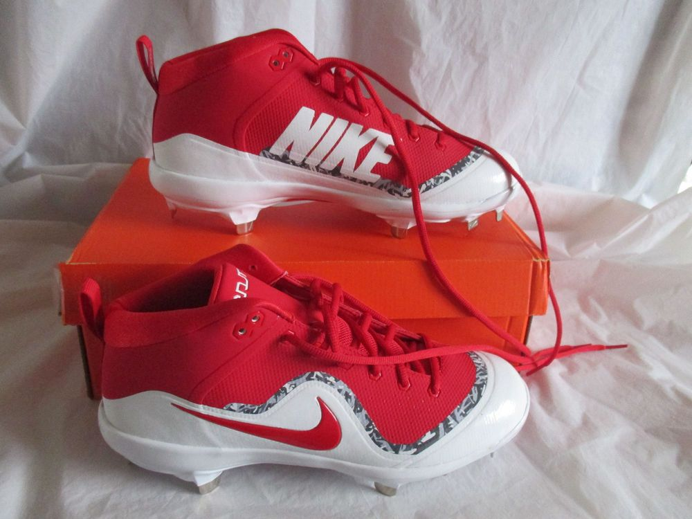 outlet store bc827 06f32 Nike Baseball Cleats Metal Force Air Trout 4 Pro 917920 You Choose Size  Color  Nike