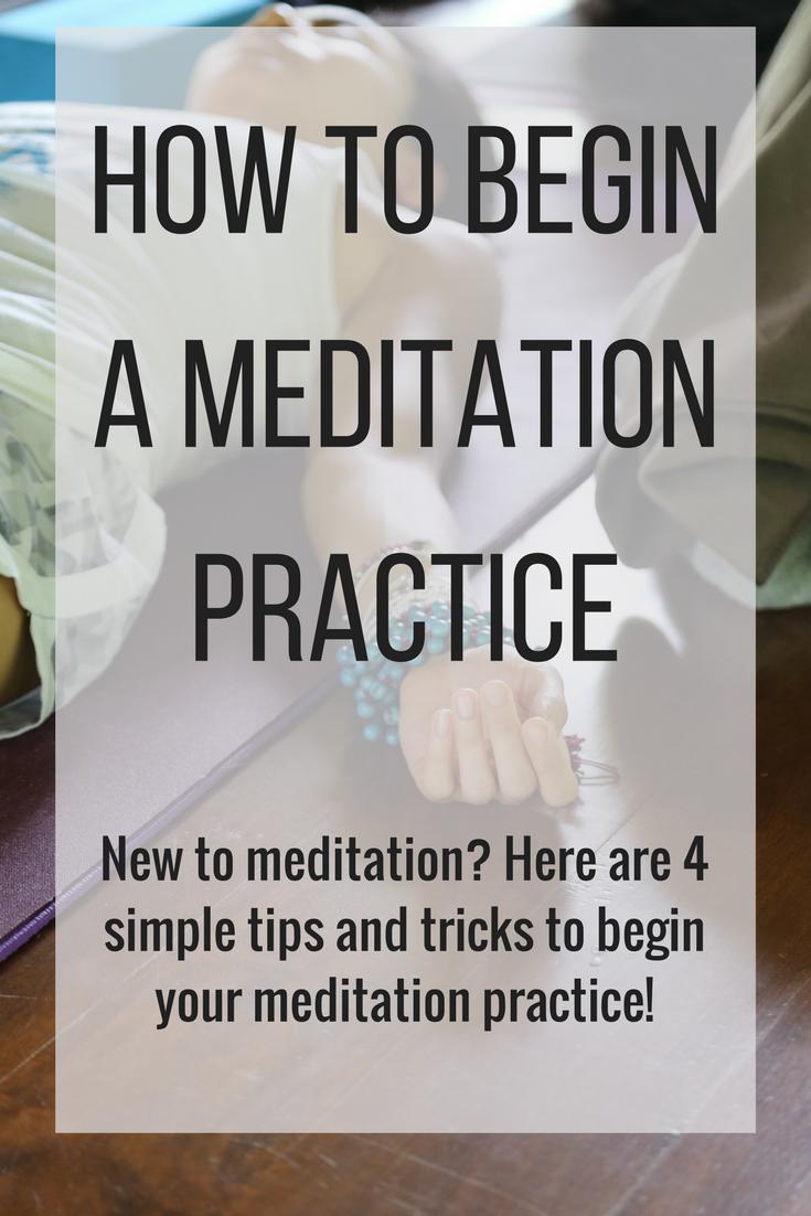 Using Meditation To Help Close >> 4 Ways To Establish A Successful Mindfulness Meditation Practice