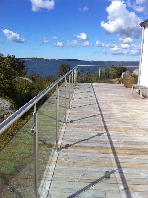 Shenzhen Launch Co Ltd Has Been Manufacturing Stainless Steel Railing System And Hardwares Since 2 Balcony Glass Design Stainless Steel Railing Patio Railing