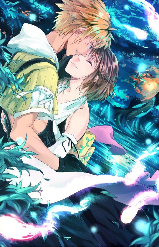 Final Fantasy X Deviant Art