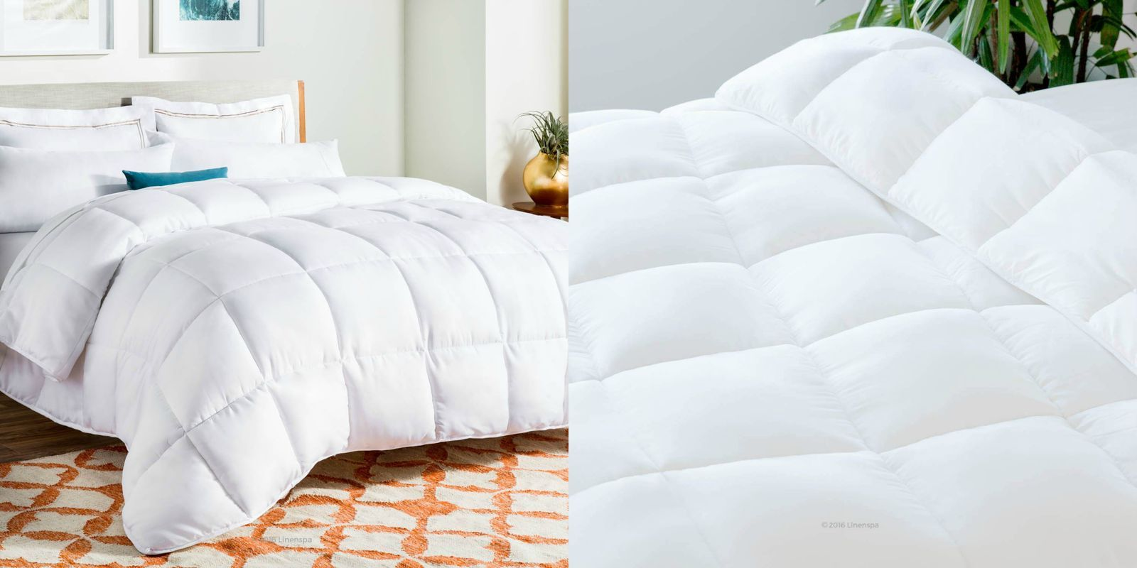 What Is A Down Alternative Comforter