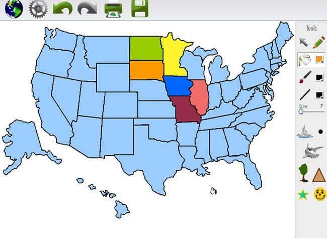Map maker 20 mrnussbaum make your own interactive maps map maker 20 mrnussbaum make your own interactive maps landforms gumiabroncs Gallery