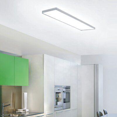 """Photo of ZANEEN Design Linea 2 – Light 35.75 """"Einfache quadratische Unterputzmontage"""