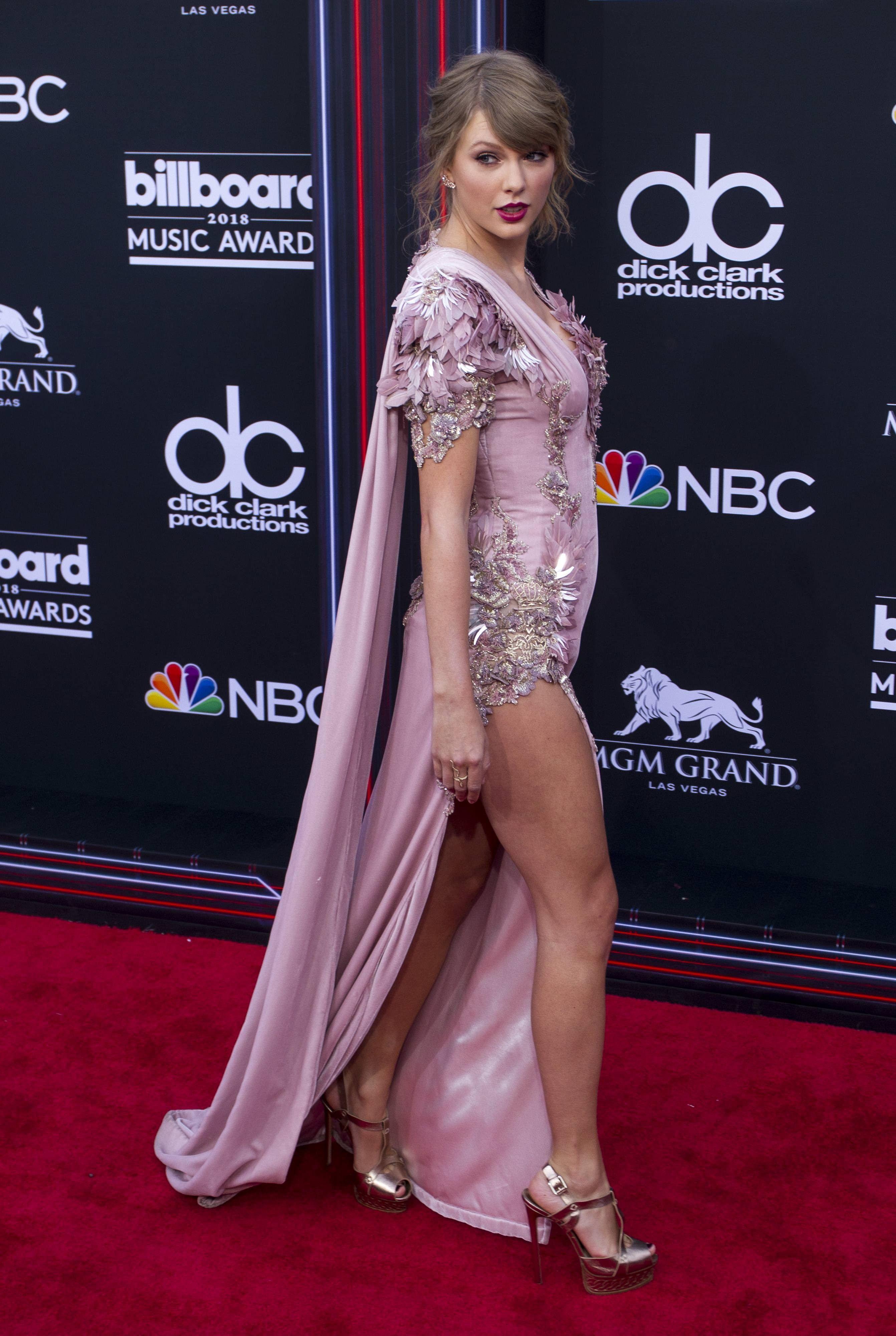 Taylor Swift Billboard Music Awards 2018  Taylor Swift -7188