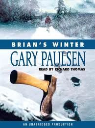 2nd Book In The Hatchet Series If He Wasn T Rescued Also Very Good Audio Books Richard Thomas Gary Paulsen