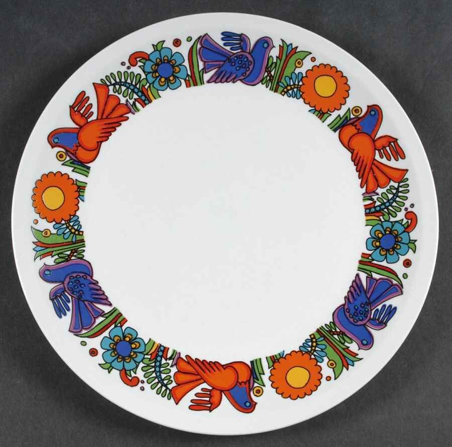 Villeroy & Boch Acapulco Lunch Plate