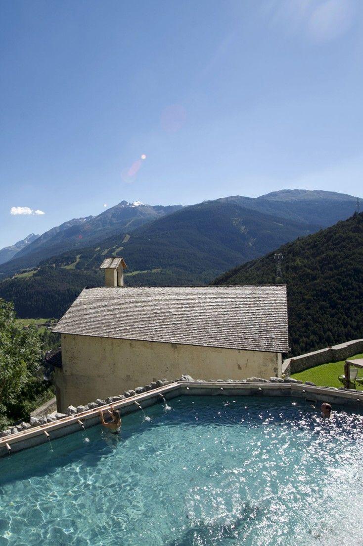 Qc Terme Grand Hotel Bagni Nuovi Bormio Italy Beautiful Places