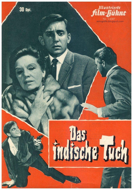 Das Indische Tuch D 1963 Regie Alfred Vohrer Alte Filme Filme Darsteller