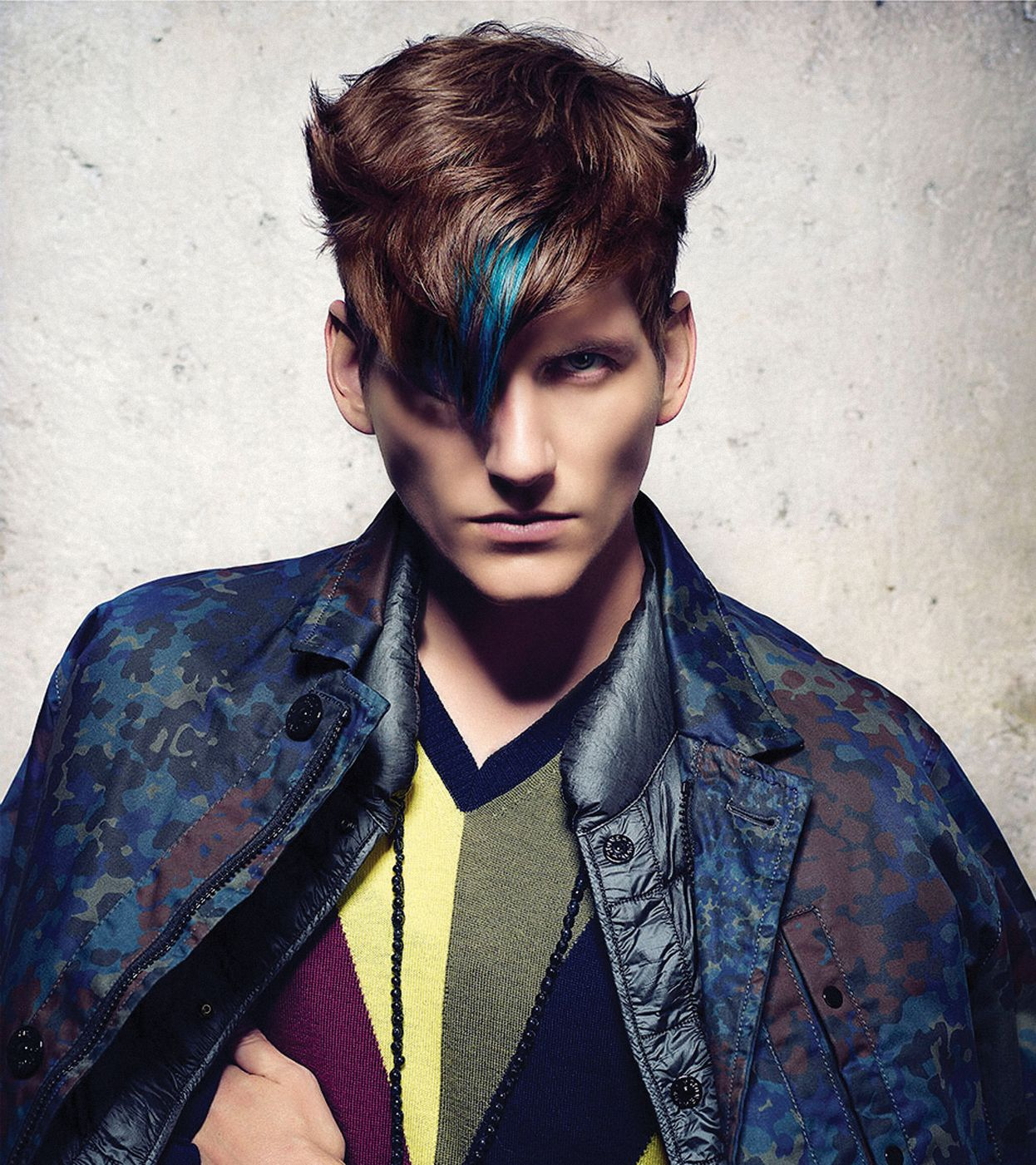 collection by Framesi @ Coiffure Beauty January 2014 www ...