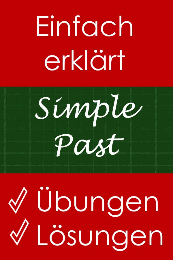 Simple Past Übungen mit Lösung - Online & zum Ausdrucken als PDF ...