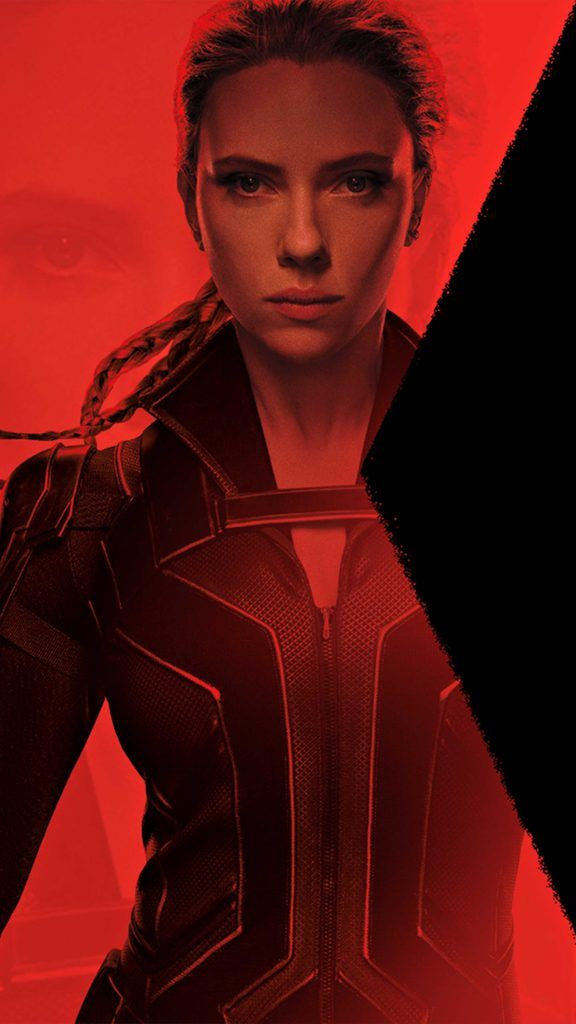 ScarlettJohansson Black Widow 2020 4K Ultra HD Mobile