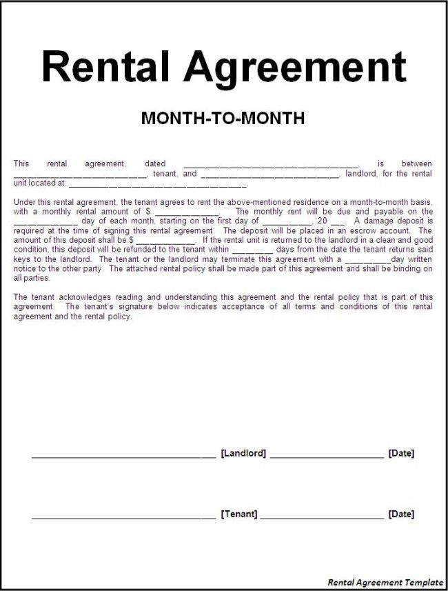 39 Excellent Rental Lease And Agreement Template Examples Interesting Rental Lease Agreement Room Rental Agreement Rental Agreement Templates Lease Agreement