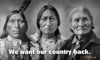 Take back our country !