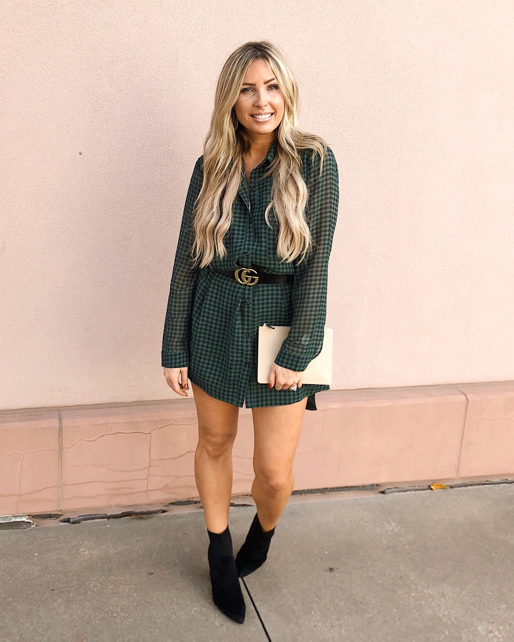 party dress with booties