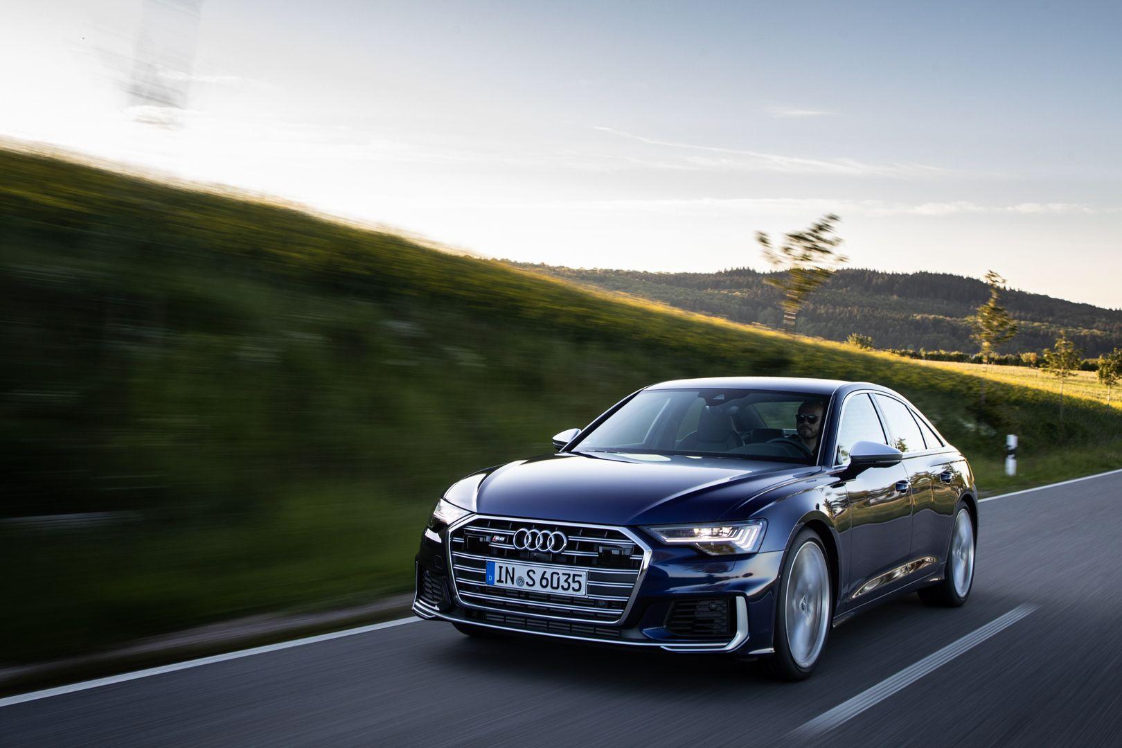 World Premiere 2020 Audi S6 America Gets Twin Turbo V6 Power Audi S6 Audi Bmw