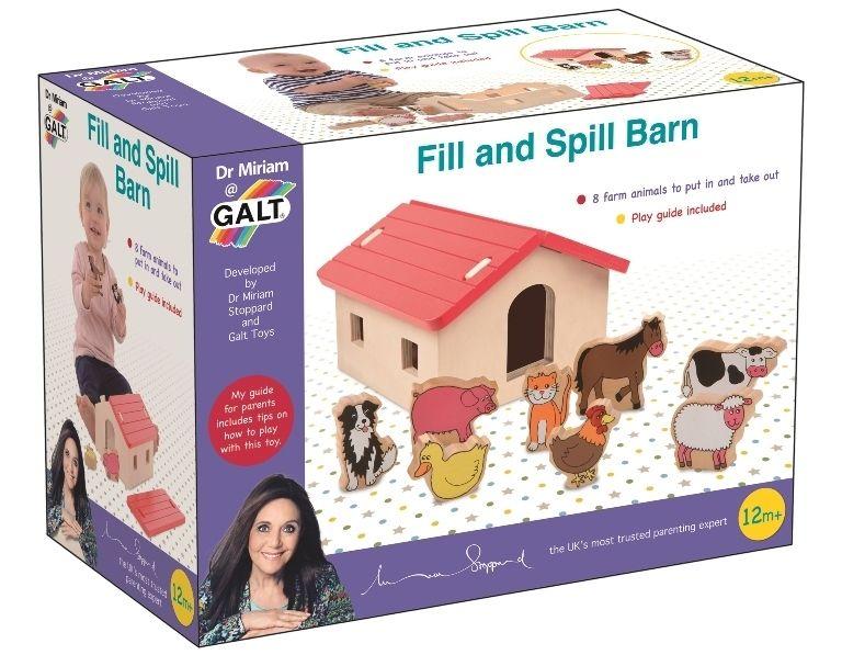 Galt Fill and Spill Barn, £19.99