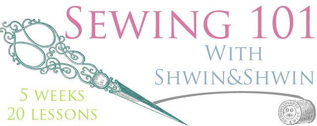 Sewing 101. Sewing tutorials for seams, darts, gathering, tucks, smocking, ruffles, pleats, drafting, facing, flat collars, ribbing, pants pockets, in seam pockets, sewn on pockets, setting a sleeve, hand worked button hole, bound button hole, machine button hole, and top stitching.