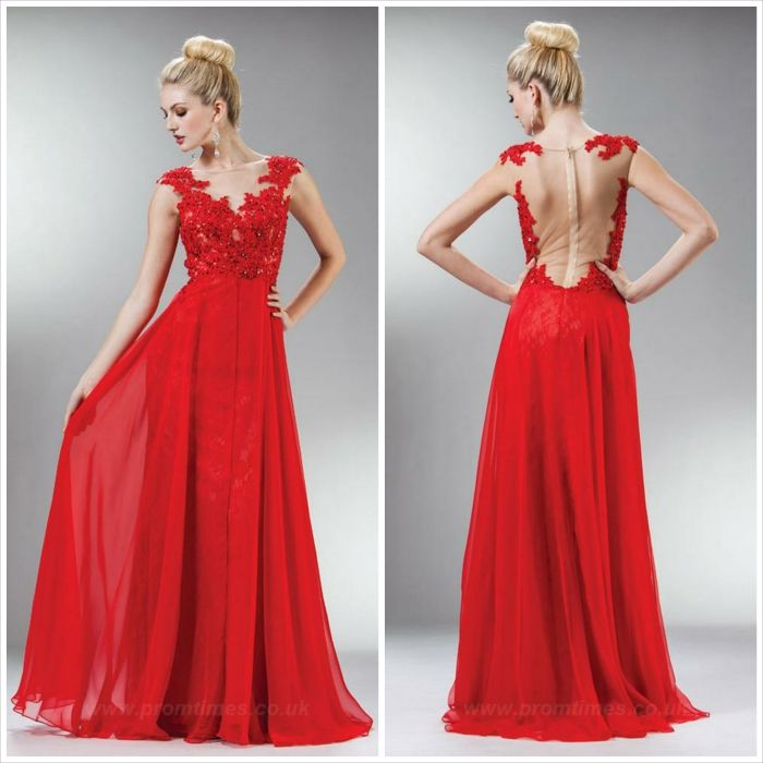 d58e39f4916e abito lungo - rosso