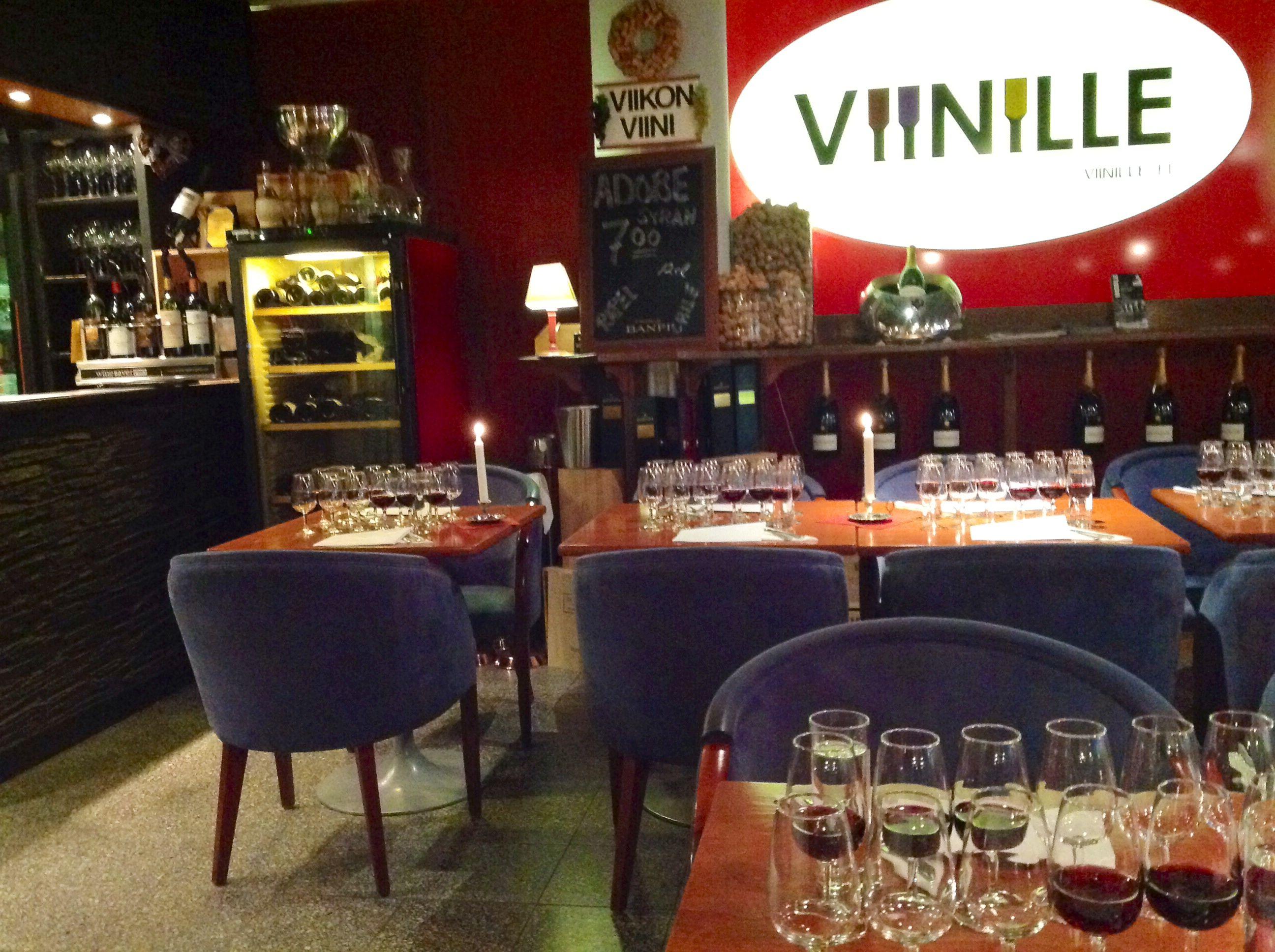 Etusivu - Ravintola Viinille
