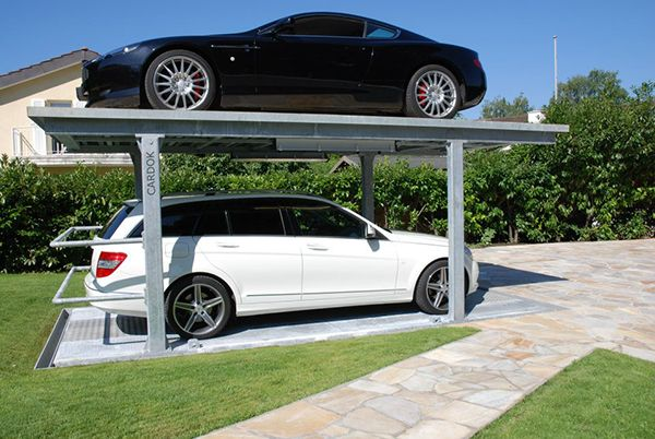 Personal Two Car Hydraulic Lift Ideas For My Next House