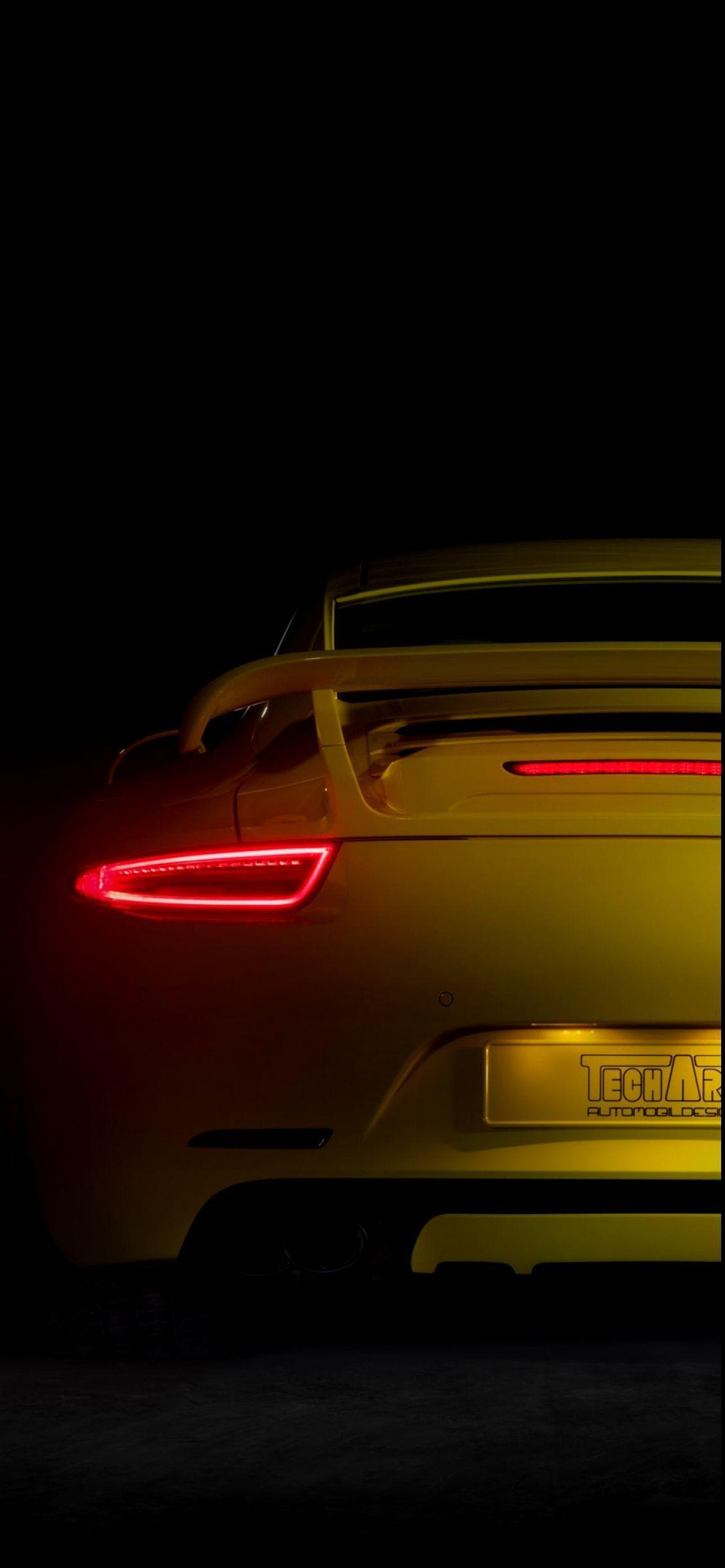 Iphone Xr Wallpaper 4k Car Iphone Wallpaper Yellow Porsche Iphone Wallpaper Mustang Iphone Wallpaper