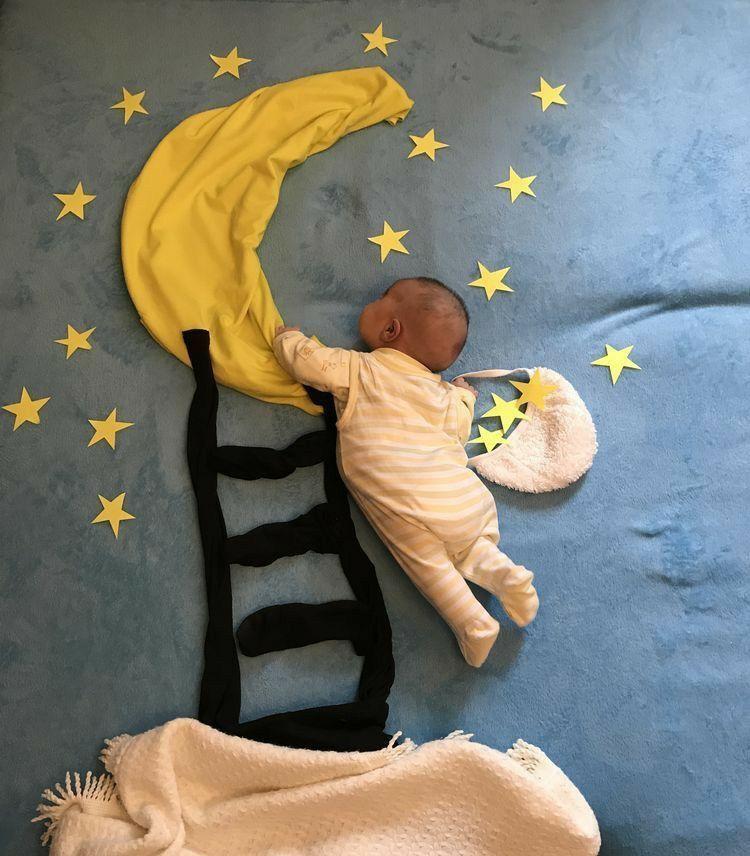 Amazing Baby Photoshoot Ideas At Home Newborn Baby