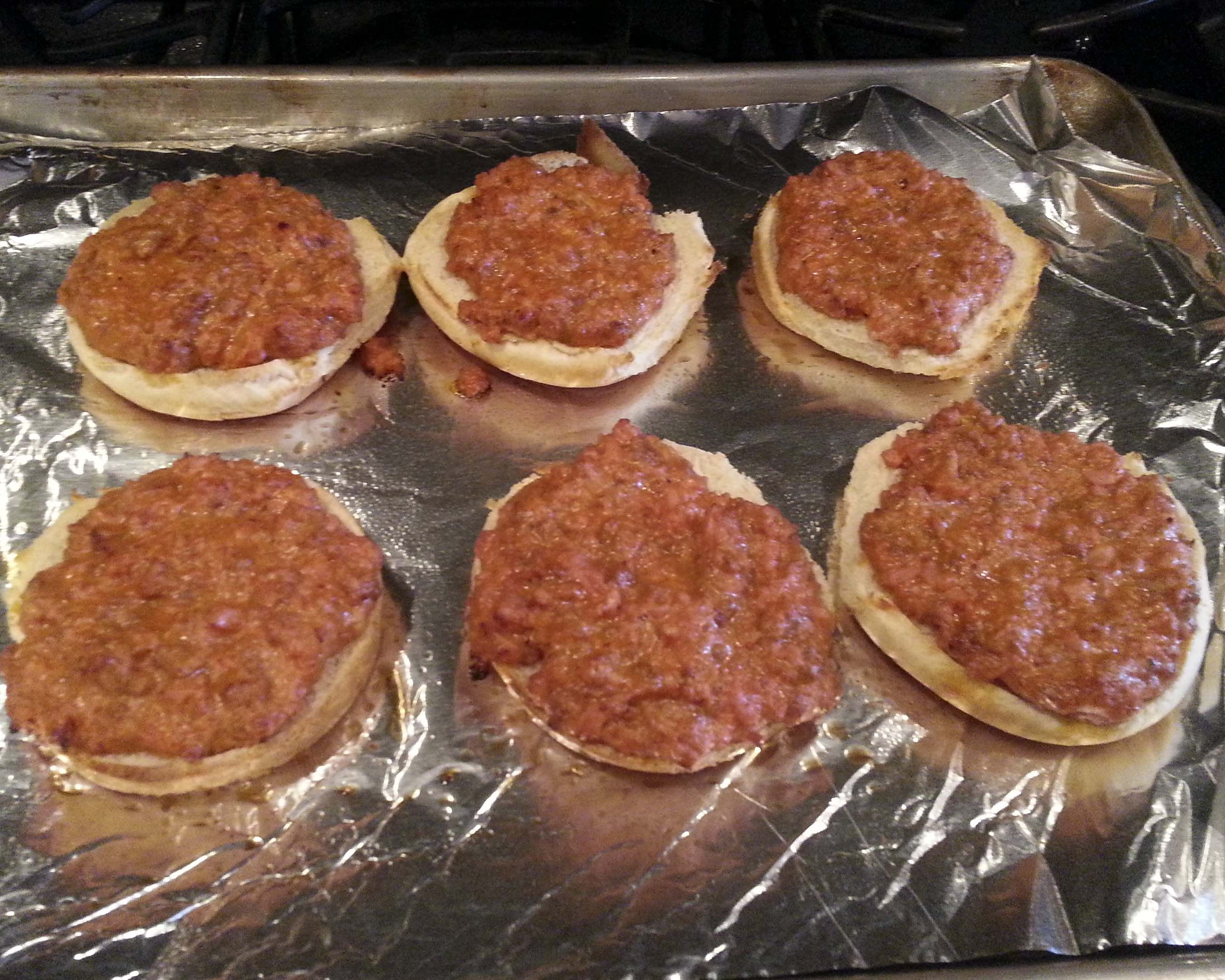 Punxsutawney High School Pizza Burgers