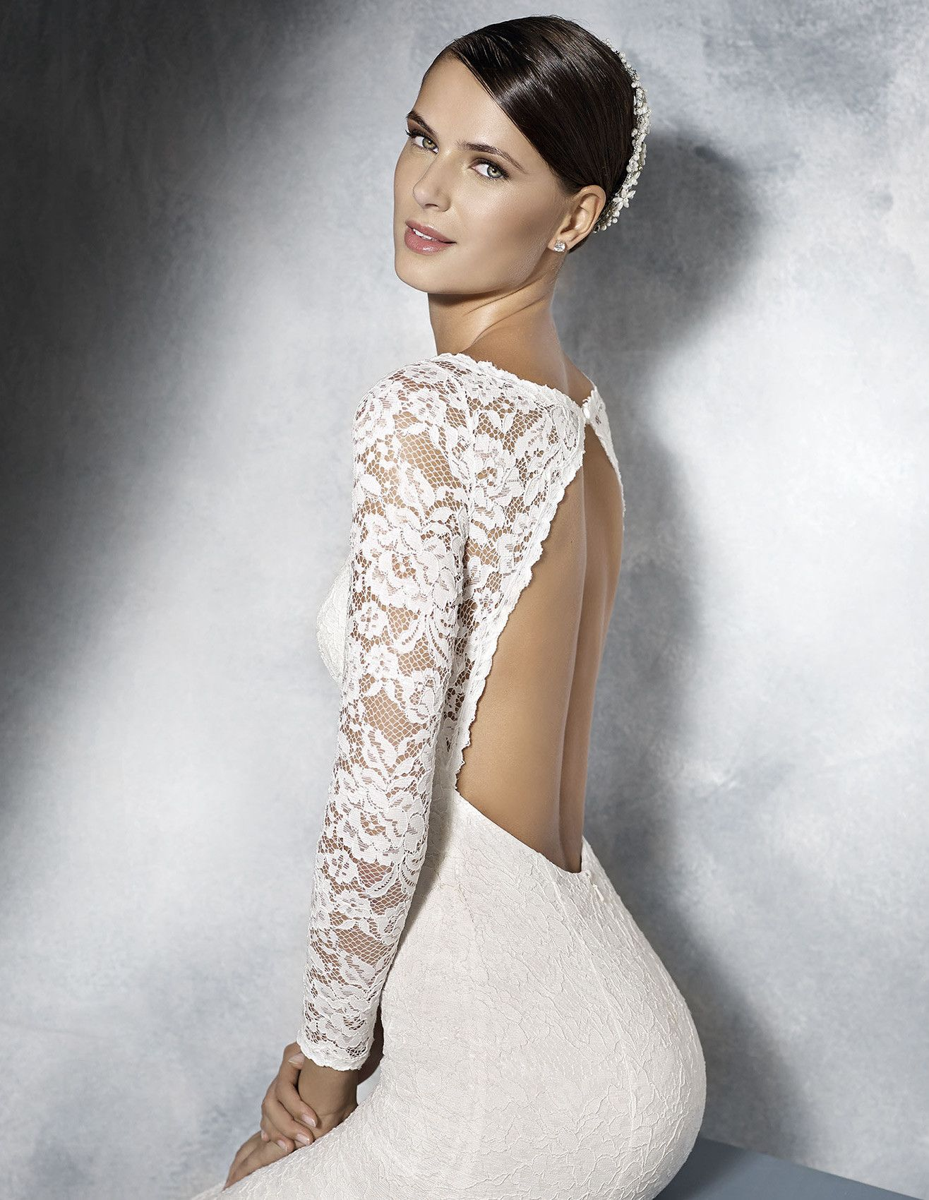 Bellevue lala wedding dress