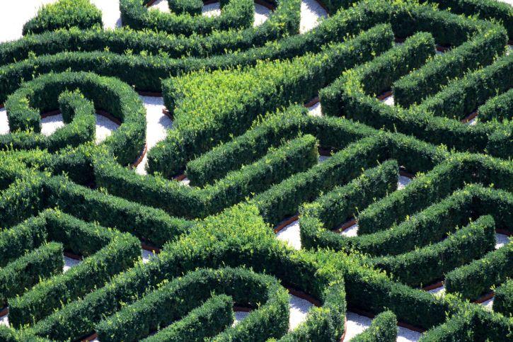 labyrinth garden design. 48  Mind Boggling Hedge Maze Garden Labyrinth Designs Pictures