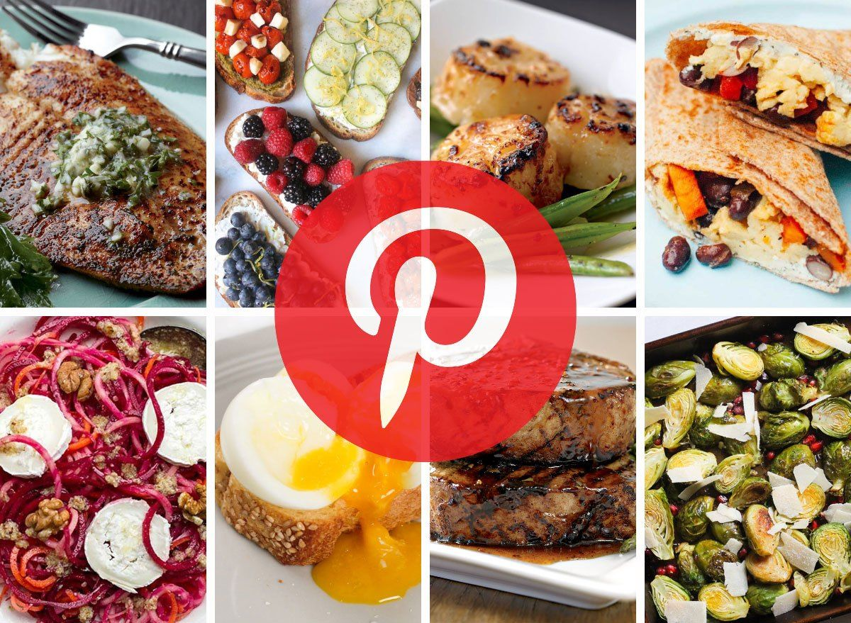 These Are Our Top 10 Pinterest Recipes Eat This Not That In 2020 Pinterest Recipes Asparagus Recipes Roasted Easy Egg Recipes