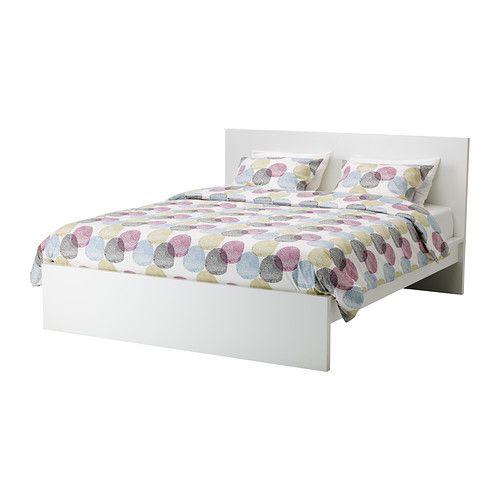 Malm Bed Frame High Black Brown Queen Ikea Malm Bed Frame High Bed Frame Malm Bed